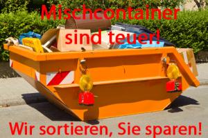 Verzichten Sie auf teure Container bei einer Entrümpelung in Köln